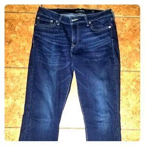 lucky brand jeans 10/30 lolita skinn